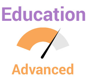 Education – Advanced