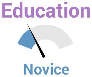 Education – Novice