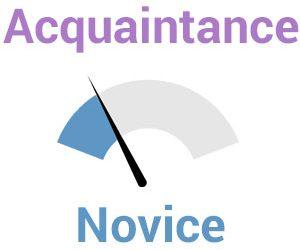 Acquaintance – Novice