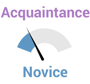 Acquaintance – Novice