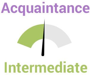 Acquaintance – Intermediate