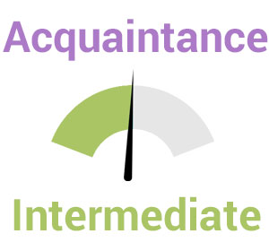 Acquaintance – Intermediate