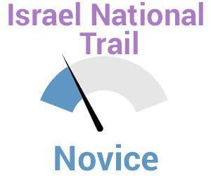Israel National Trail – Novice