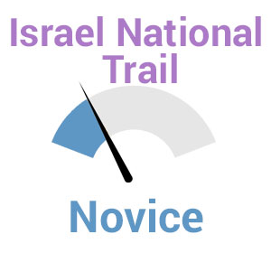 Israel National Trail – Novice