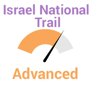 Israel National Trail – Advanced