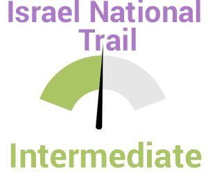Israel National Trail – Intermediate